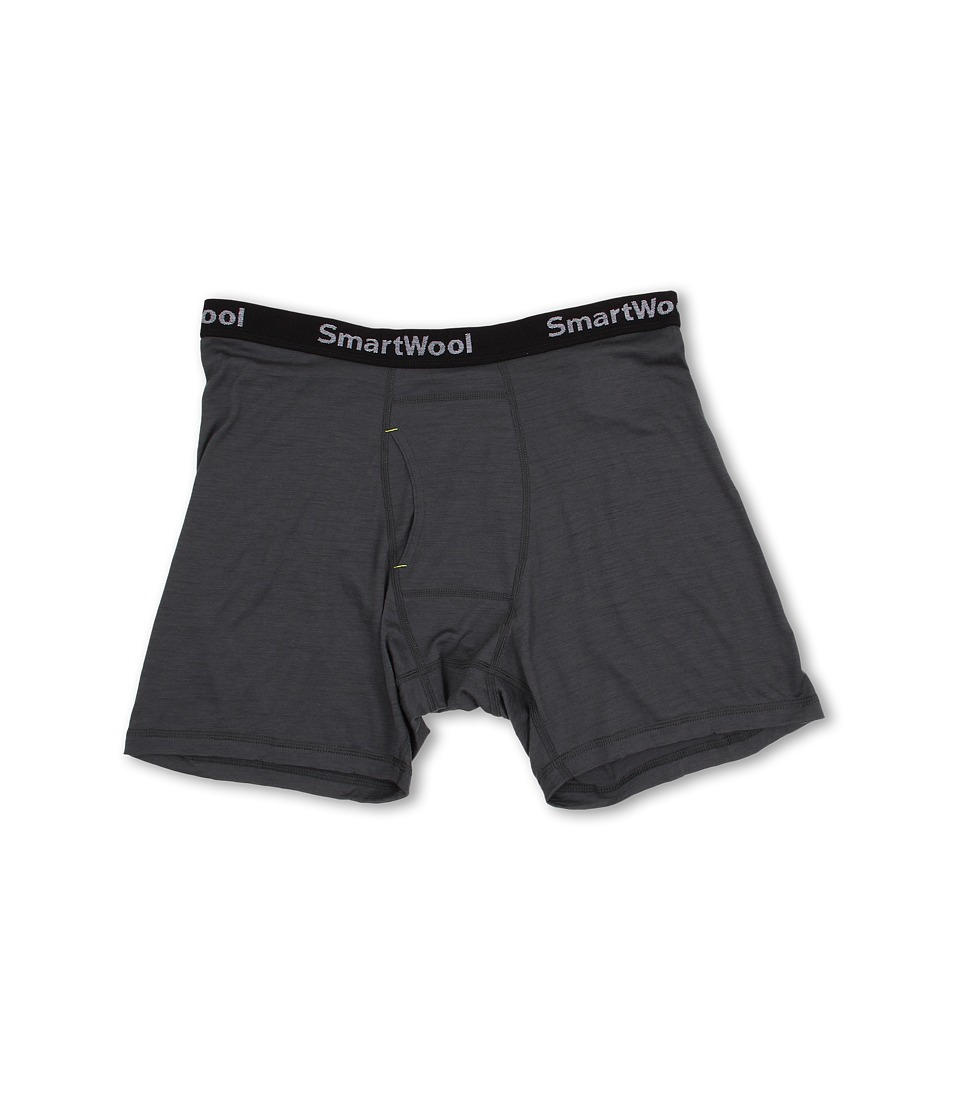 Smartwool - NTS Micro 150 Boxer Brief (Graphite) Men's Underwear