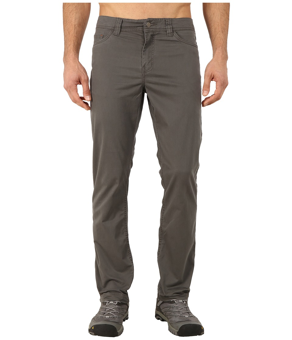 Toad&Co - Sawyer Pants (Dark Graphite) Men's Casual Pants