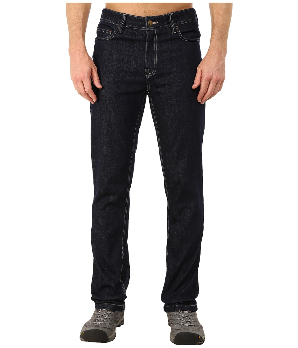 Toad&Co - Drover Lean Denim Pants (Dark Denim) Men's Jeans