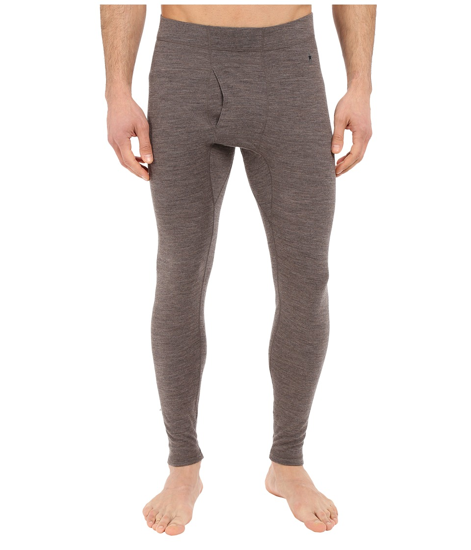 Smartwool - NTS Mid 250 Bottom (Taupe Heather) Men's Underwear