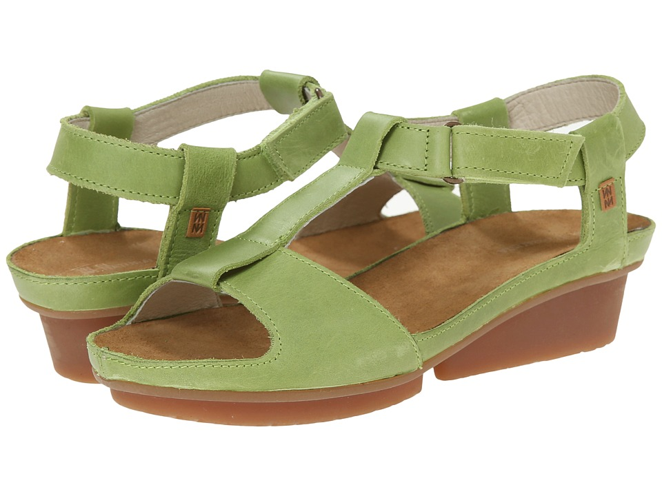 El Naturalista - Code ND21 (Green) Women's Shoes
