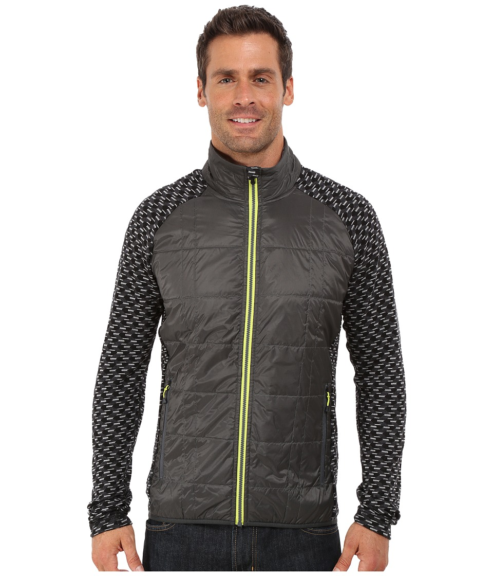 Smartwool - Propulsion 60 Jacket (Graphite) Men's Jacket