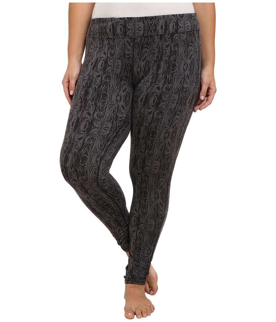 Soybu - Plus Size Allegro Leggings (Dark Forest) Women's Capri