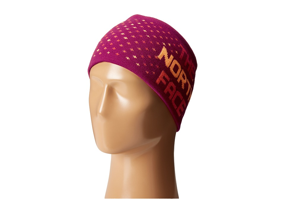 The North Face - Chizzler Headband (Dramatic Plum/Melon Red) Headband
