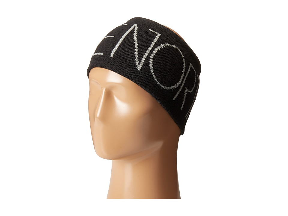 The North Face - Chizzler Headband (TNF Black/Monument Grey) Headband