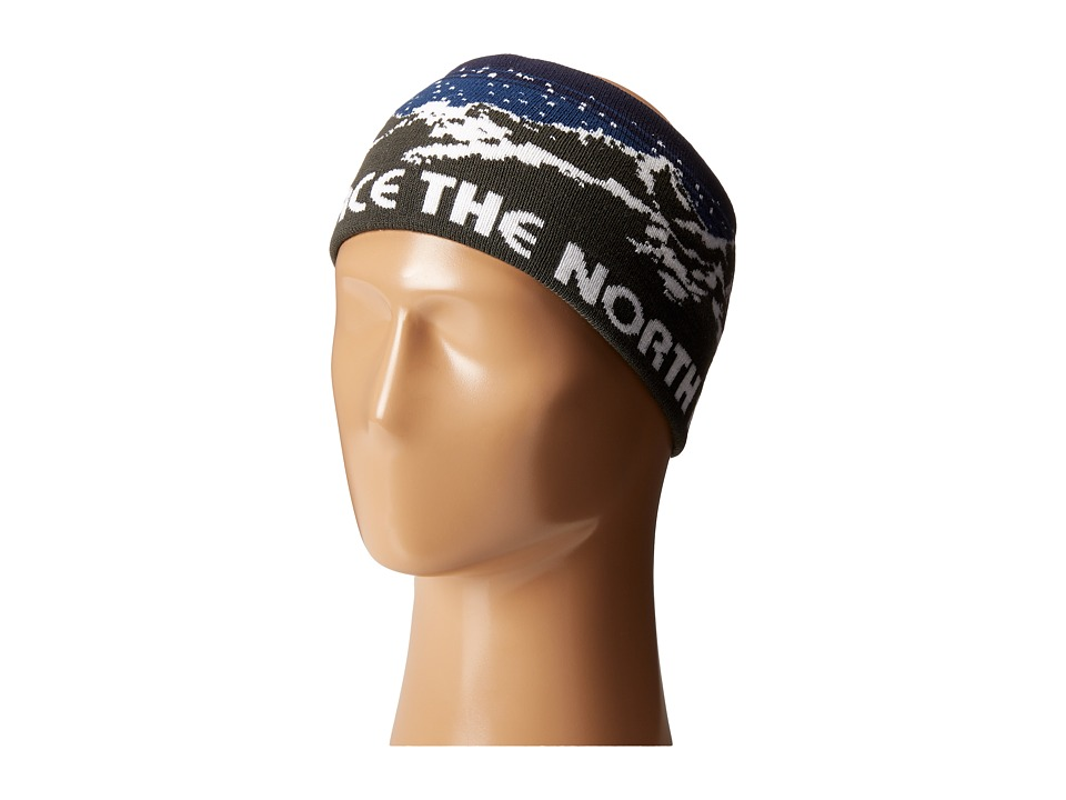 The North Face - Chizzler Headband (Asphalt Grey) Headband