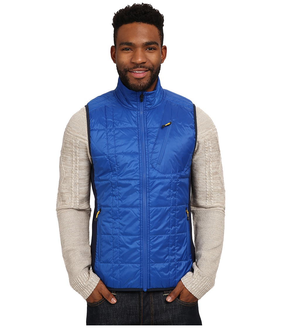 Smartwool - Corbet 120 Vest (Bright Blue) Men's Vest
