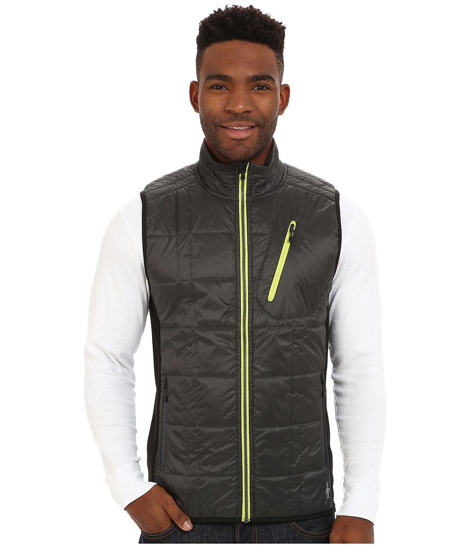 Smartwool - Corbet 120 Vest (Graphite) Men's Vest