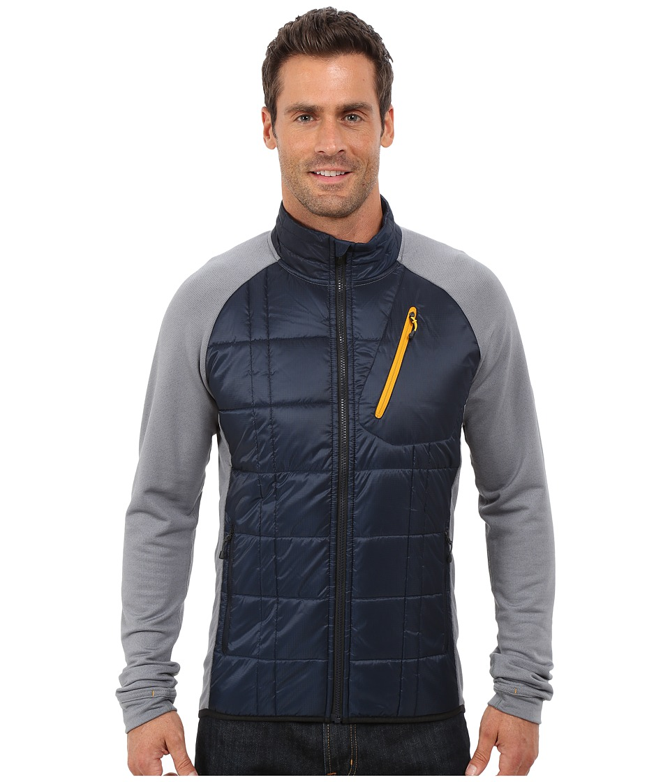 Smartwool - Corbet 120 Jacket (Deep Navy) Men's Coat