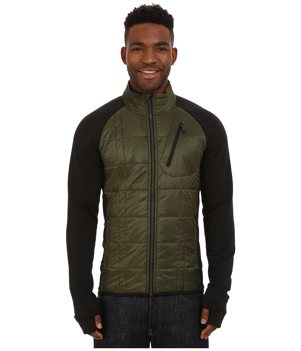 Smartwool - Corbet 120 Jacket (Loden) Men's Coat