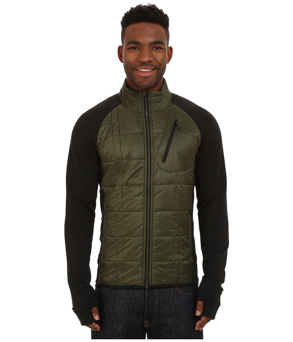 Smartwool - Corbet 120 Jacket (Loden) Men's Coat