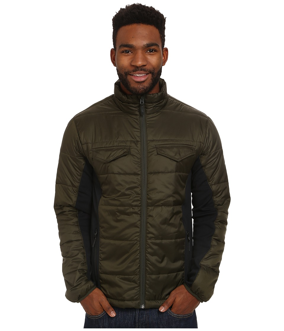 Merrell - Quentin Jacket (Deep Olive) Men's Coat