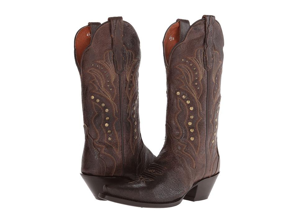 Dan Post - Carisma (Tan Mad Cat) Cowboy Boots
