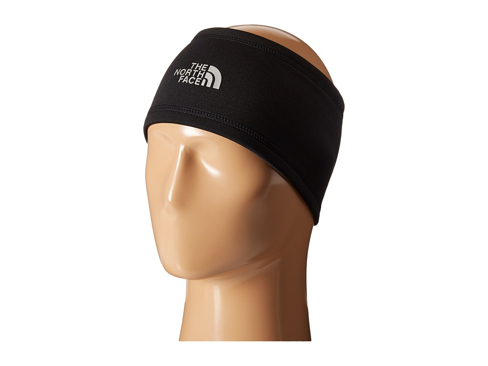 The North Face - Ascent Earband (TNF Black) Knit Hats