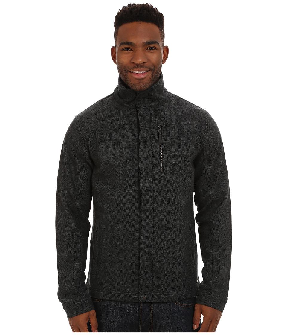 Smartwool - Finch Lake Coat (Charcoal) Men