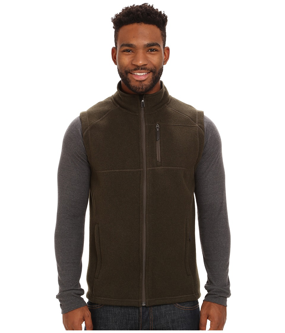 Smartwool - Echo Lake Vest (Loden Heather) Men's Vest