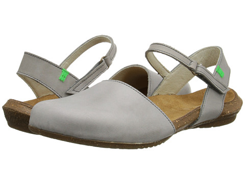 El Naturalista - Wakataua N412 (Grey) Women's Shoes