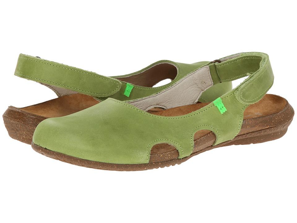 El Naturalista - Wakataua N413 (Green) Women's Shoes