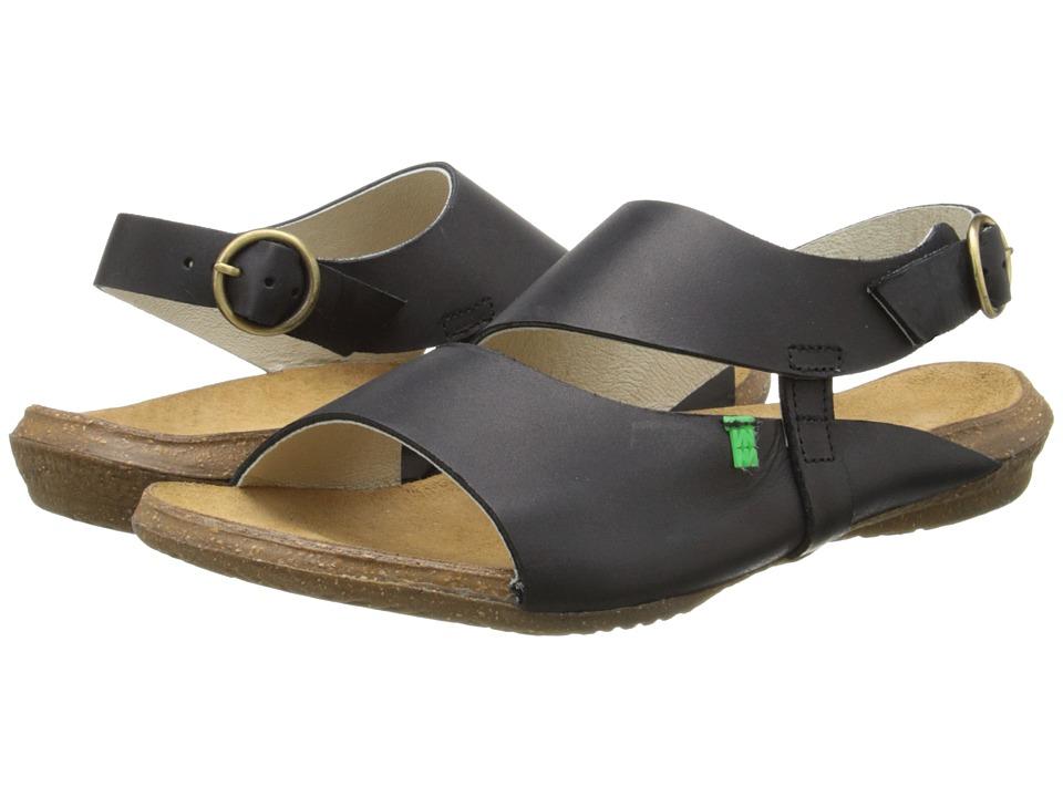 El Naturalista - Wakataua N447 (Black) Women's Shoes