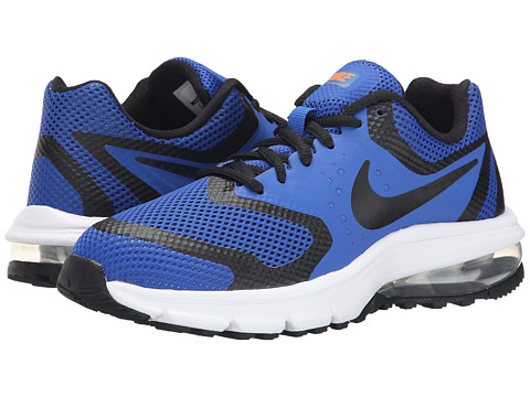 Nike Kids - Air Max Premiere Run (Big Kid) (Game Royal/Total Orange/White/Black) Boys Shoes