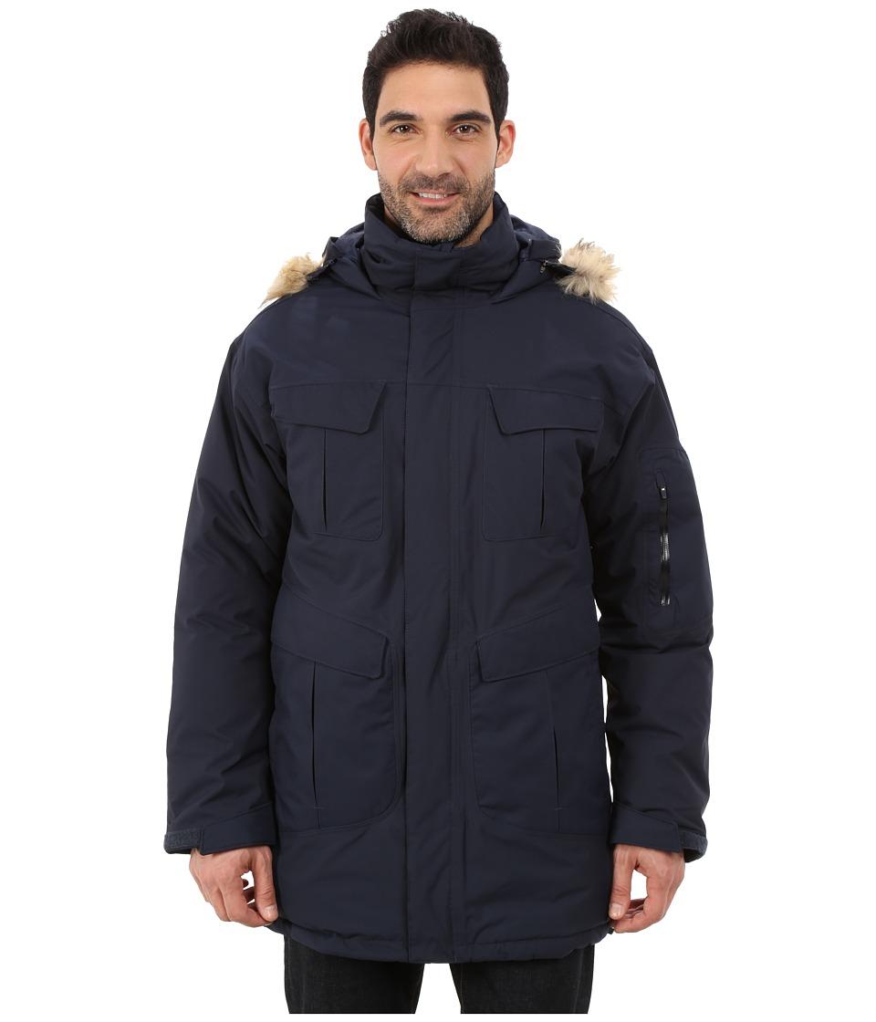 Merrell - Caribon Down Parka (Ink) Men's Coat