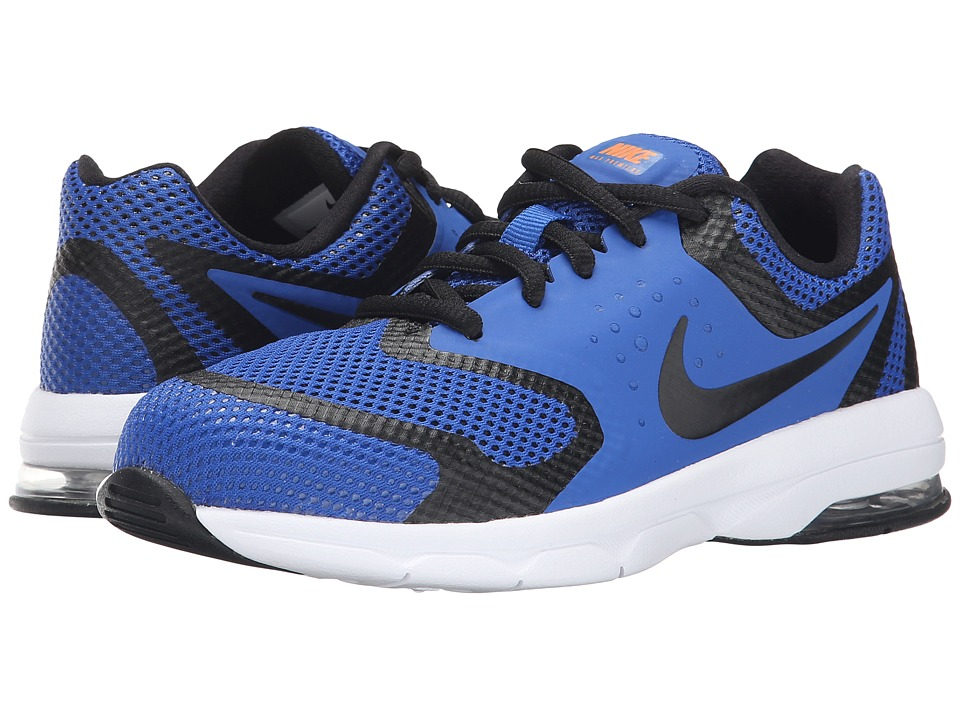 Nike Kids - Air Max Premiere Run (Little Kid) (Game Royal/Total Orange/White/Black) Boys Shoes