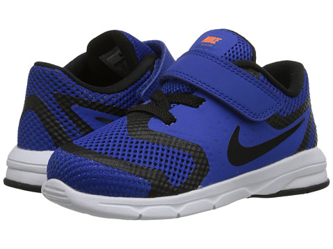 Nike Kids - Premiere Run (Infant/Toddler) (Game Royal/Total Orange/White/Black) Boys Shoes