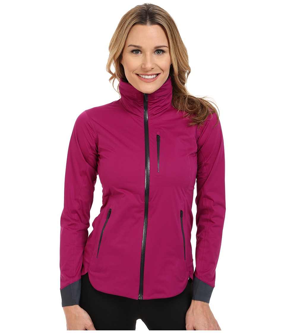Brooks - Seattle Shell (Currant) Women's Coat