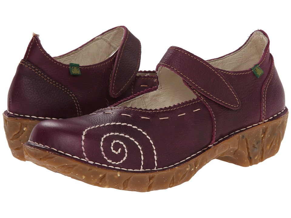 El Naturalista - Yggdrasil N095 (Lila 1) Women's Maryjane Shoes