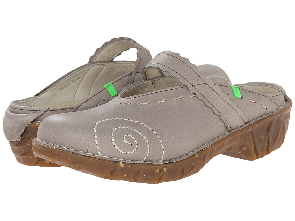 El Naturalista - Yggdrasil N096 (Grey) Women's Shoes