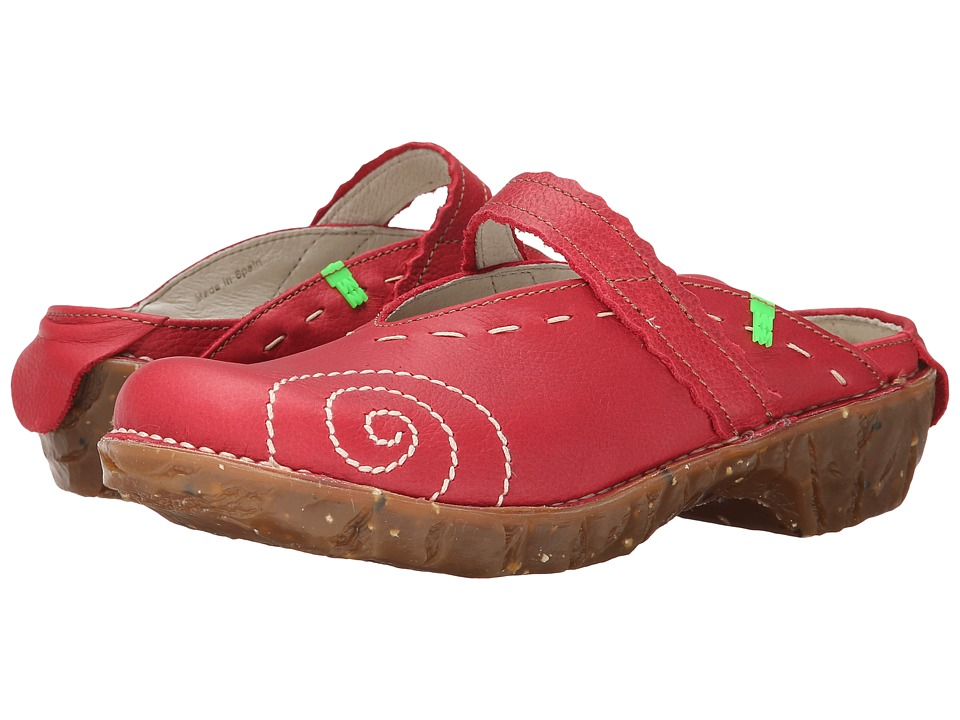 El Naturalista - Yggdrasil N096 (Grosella) Women's Shoes