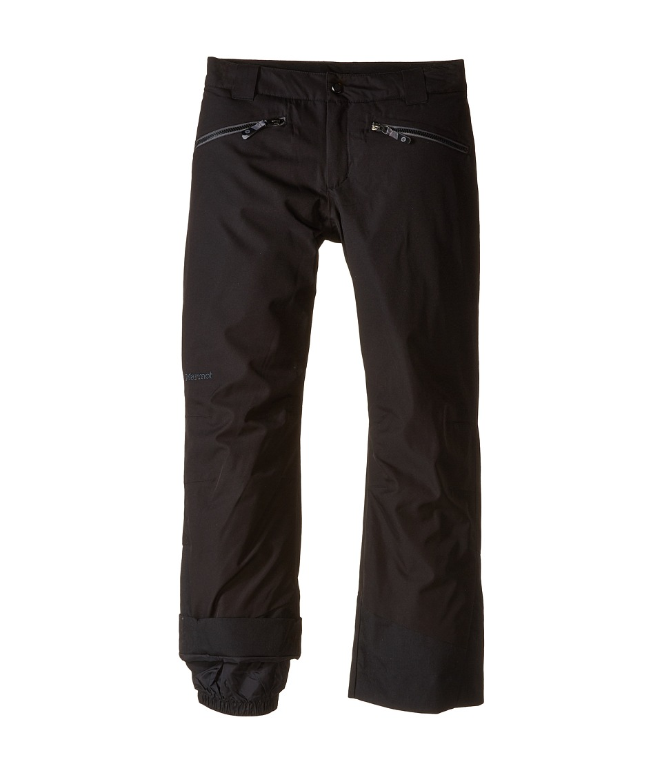 Marmot Kids - Vertical Pants (Little Kids/Big Kids) (Black) Boy's Casual Pants