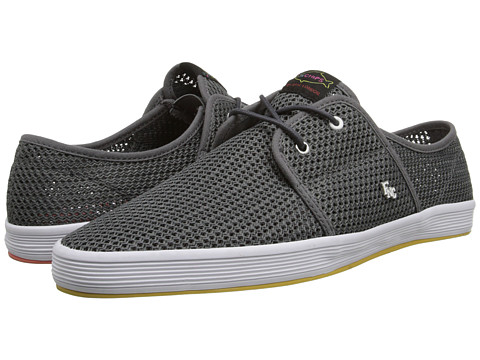 Base London - Spam 2 (Grey Weave) Men's Shoes