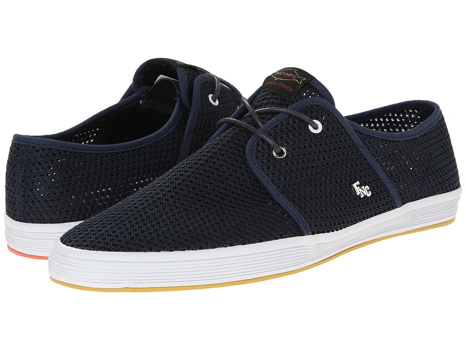 Base London - Spam 2 (Navy Weave) Men's Shoes