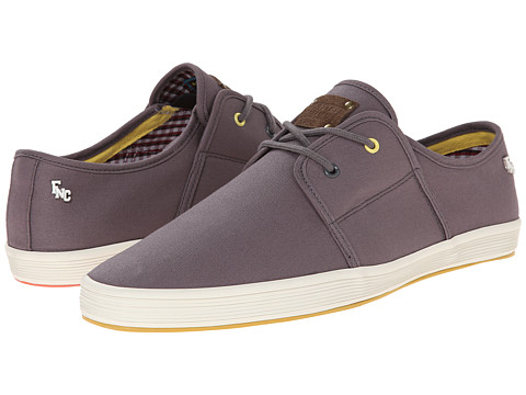 Base London - Spam 2 (Grey) Men's Shoes