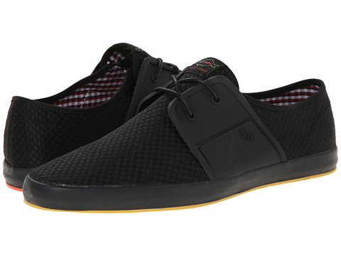 Base London - Spam 2 (Black 1) Men's Shoes