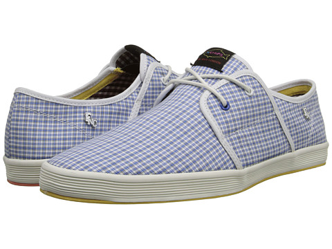 Base London - Spam 2 (Blue) Men's Shoes