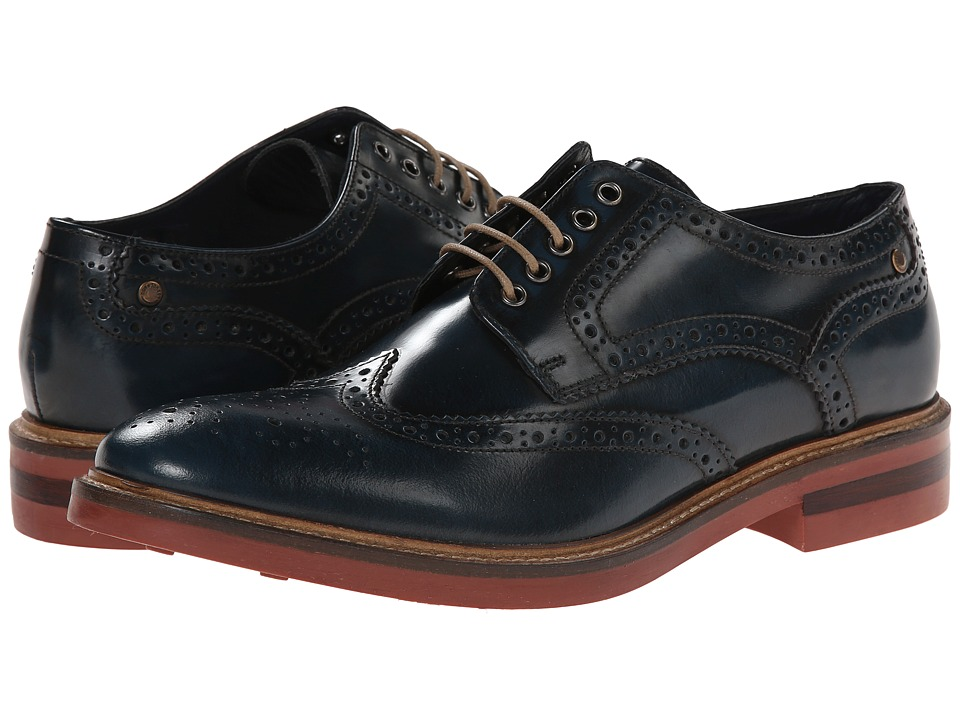 Base London - Woburn (Blue) Men's Shoes