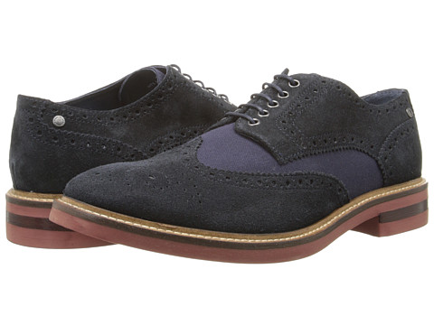 Base London - Woburn (Navy) Men's Shoes