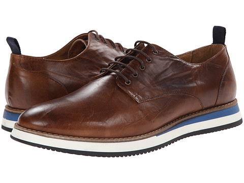 Dune London - Baller (Tan Leather) Men
