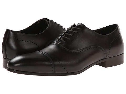 Dune London - Roberto (Brown Leather) Men's Lace up casual Shoes