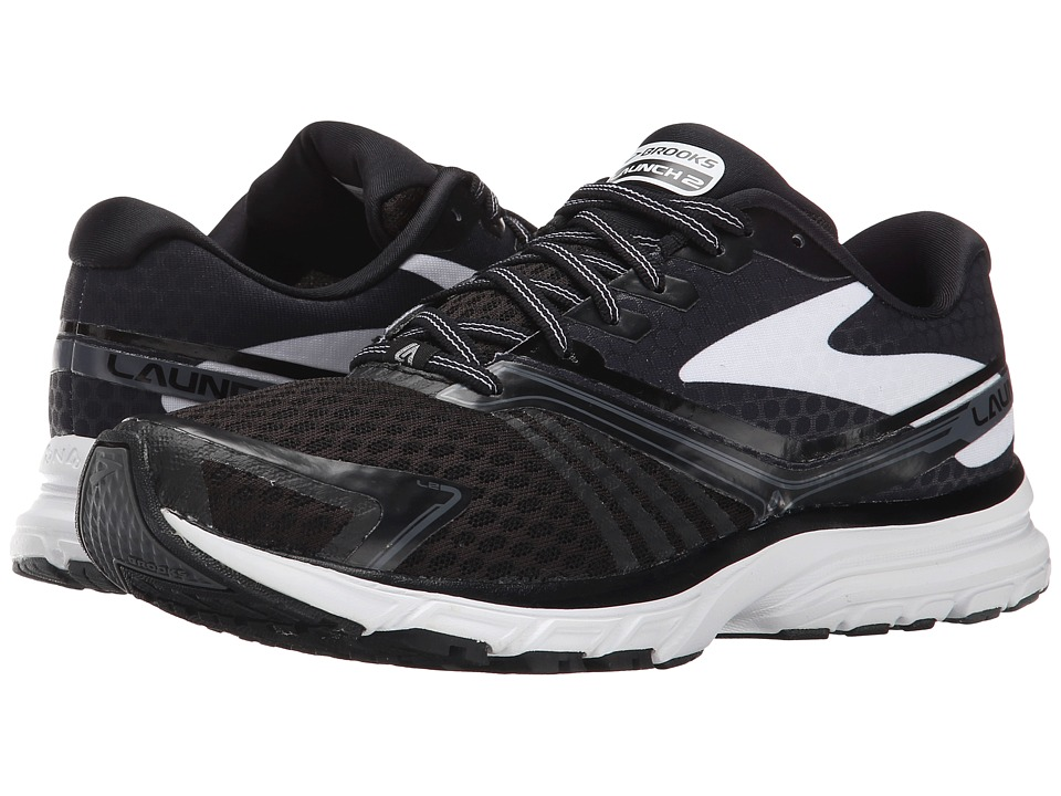 Brooks - Launch 2 (Black) Women's Running Shoes