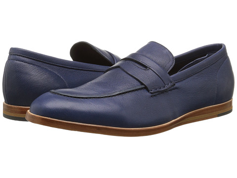 Cole Haan - Bedford Penny (Blazer Blue) Men's Slip on Shoes