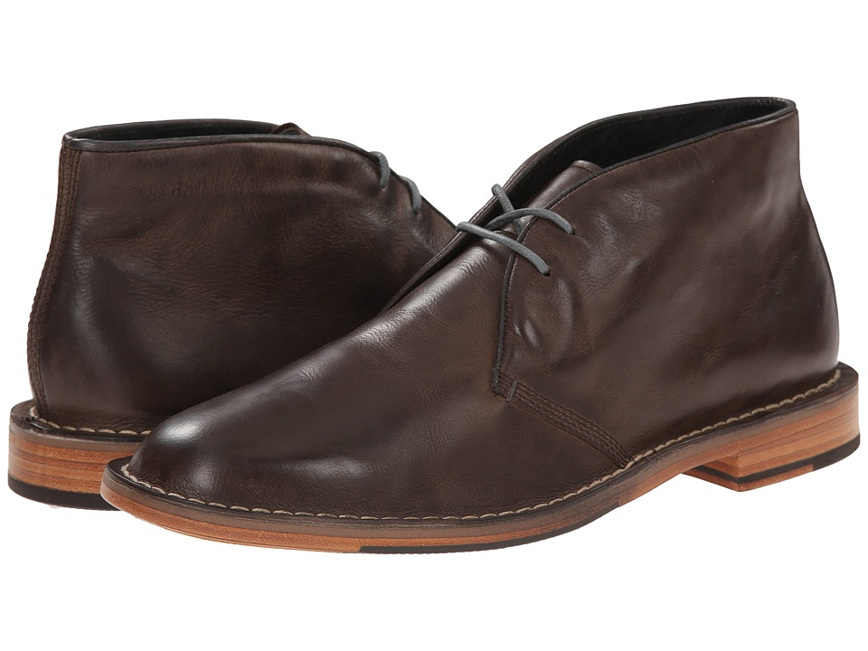 Cole Haan - Grover Chukka (Chestnut) Men's Lace up casual Shoes