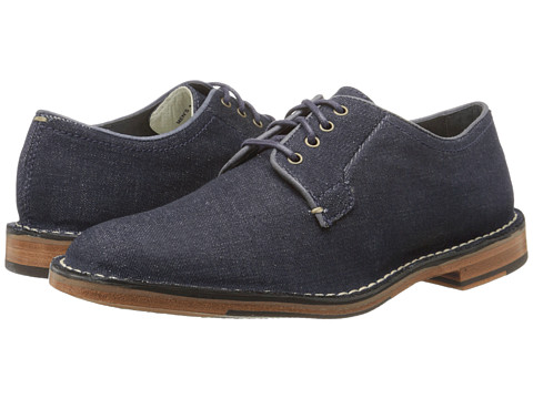 Cole Haan - Grover Oxford (Denim) Men's Lace up casual Shoes