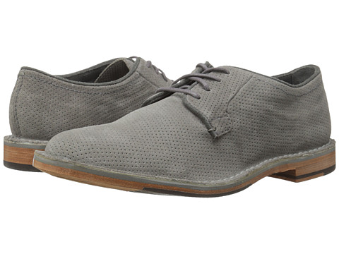Cole Haan - Grover Oxford (Steel Grey) Men's Lace up casual Shoes