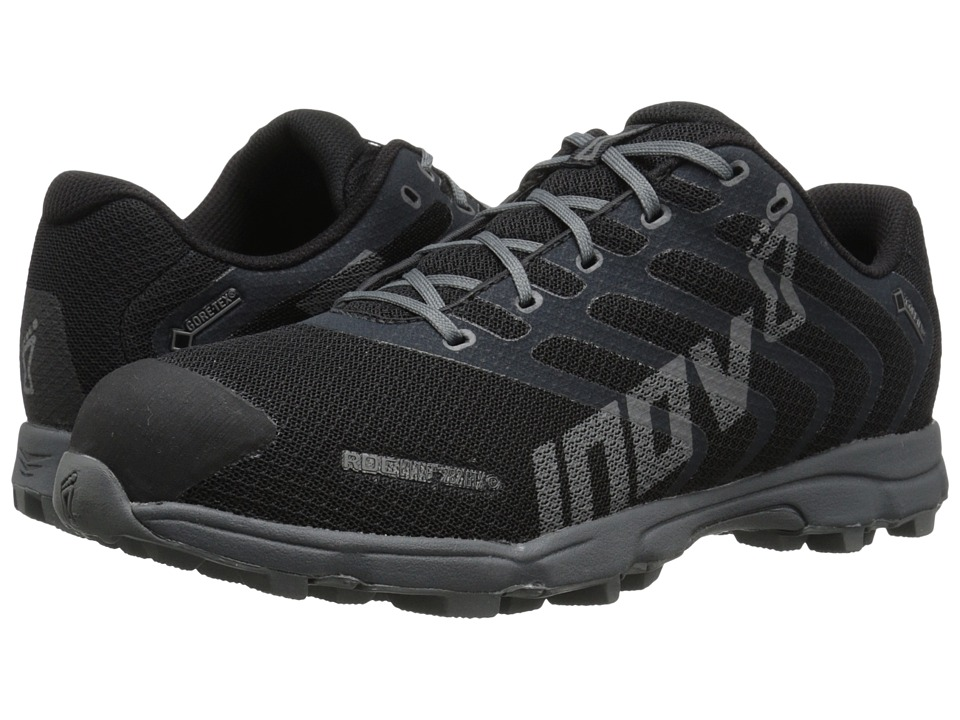 inov-8 - Roclite 282 GTX (Black/Grey) Men's Running Shoes