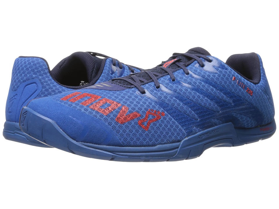 inov-8 - F-Lite 235 (Blue/Navy/Red) Men's Running Shoes