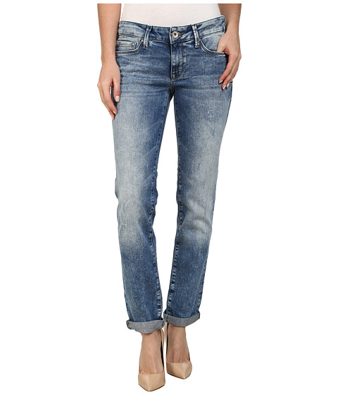 Mavi Jeans - Emma Slim Boyfriend in Light Blue Vintage (Light Blue Vintage) Women's Jeans