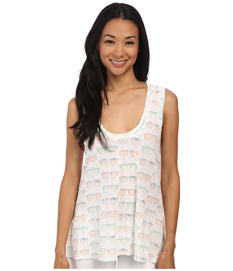 Soft Joie - Pine C (Porcelain/Sunglasses) Women's Sleeveless